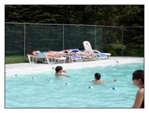 family fun camping in massachusetts - join us at the pool