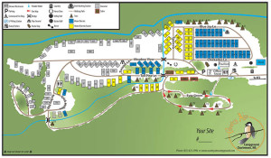 Country Aire Campground in MA Sitemap